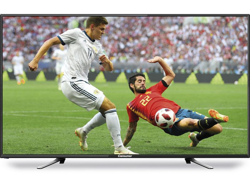 """LED SMART TV 40"""" CONSUMER"""