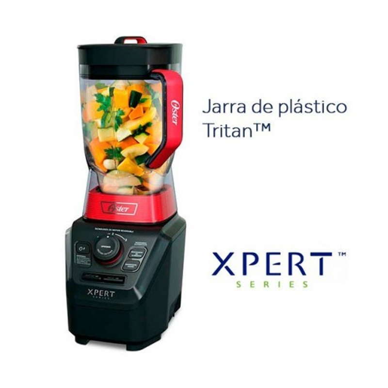 LICUADORA OSTER® XPERT SERIES™ CON VASO TRITAN™