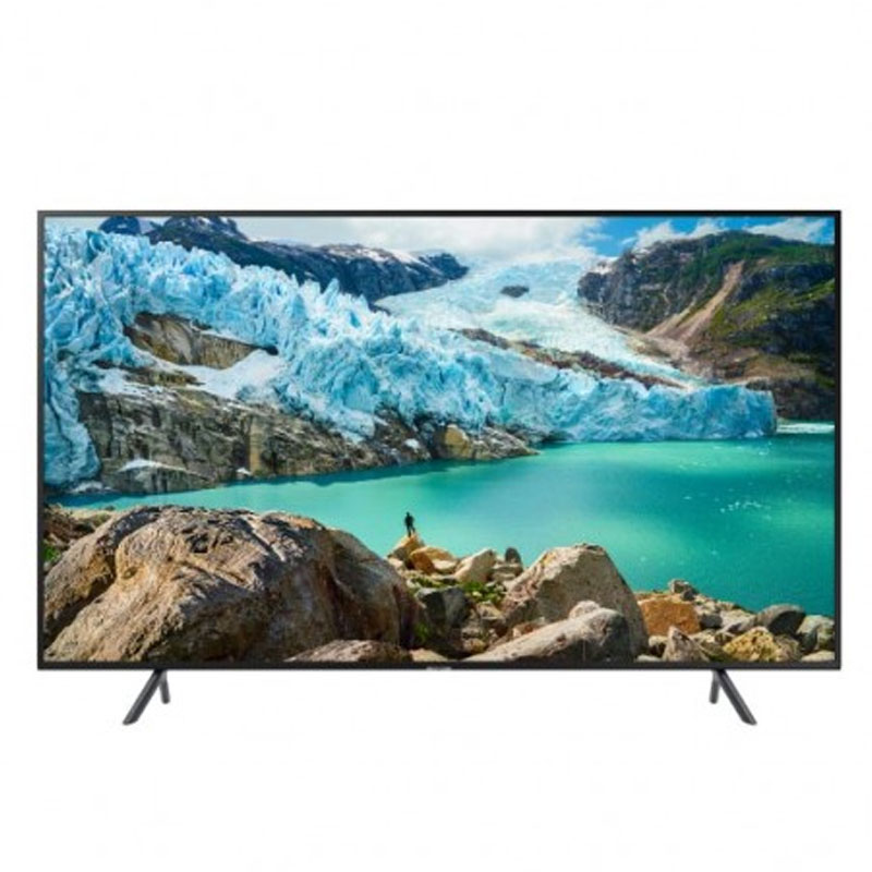 "TV SAMSUNG 75"" UHD 4K SMART TV SERIE 7 RU7100"