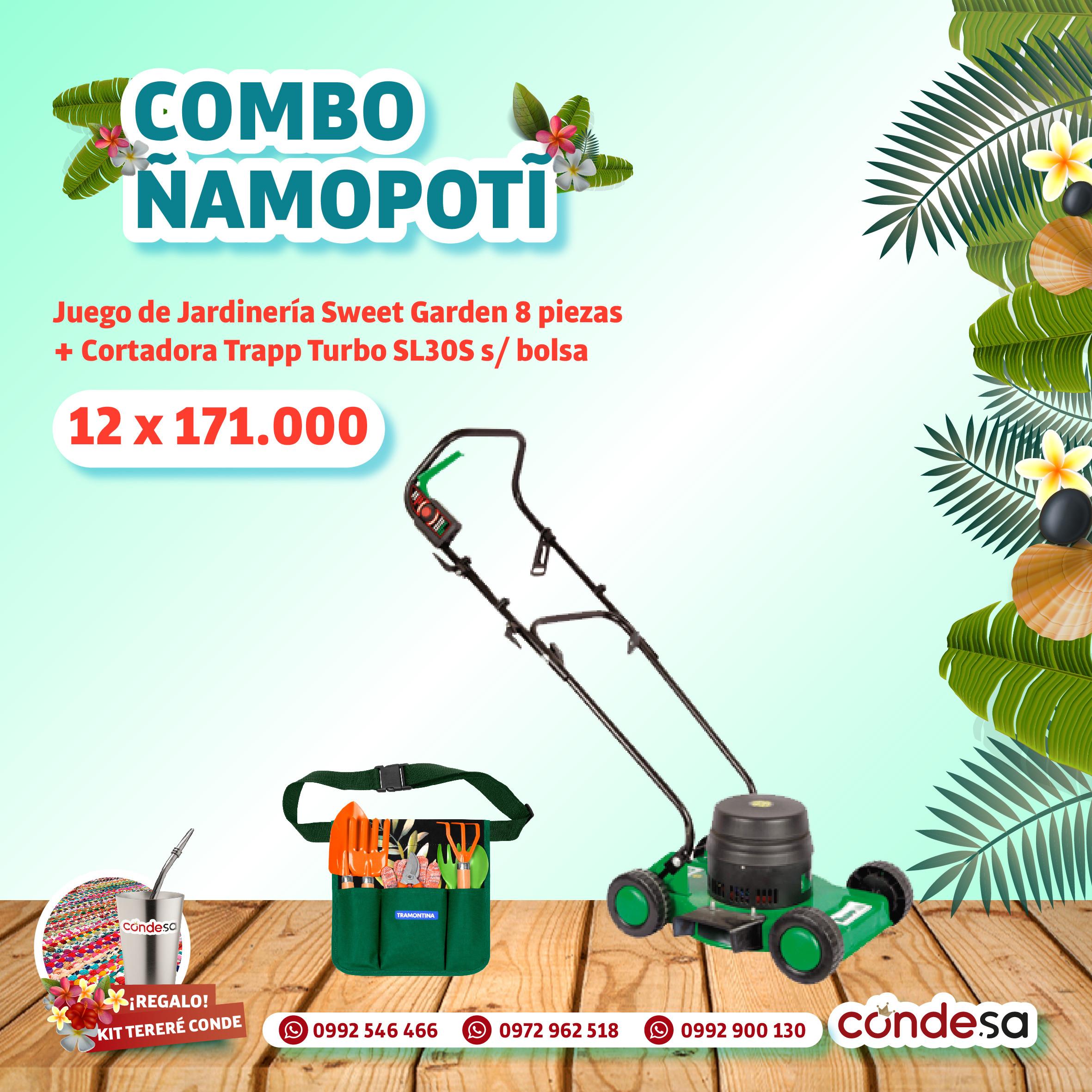 Combo Ñamopotī