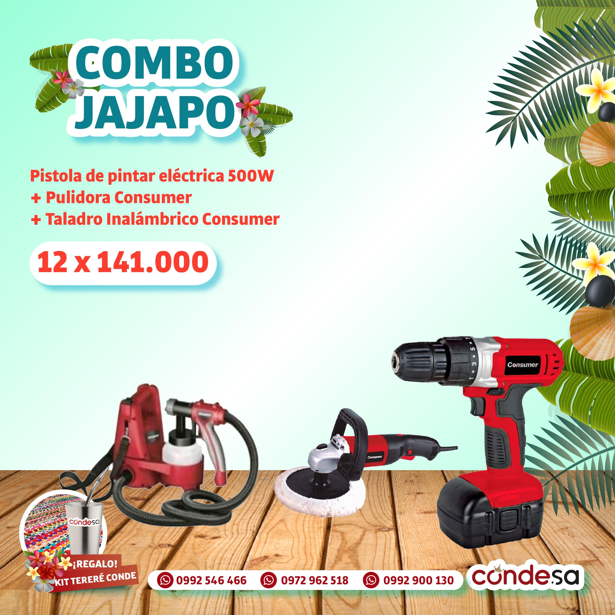 Combo Jajapo