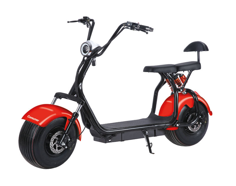 SCOOTER ELECTRICO CONSUMER 1000 W