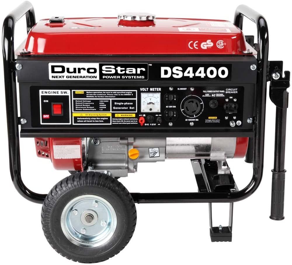 GENERADOR DURO STAR SD GRADO 4400 W