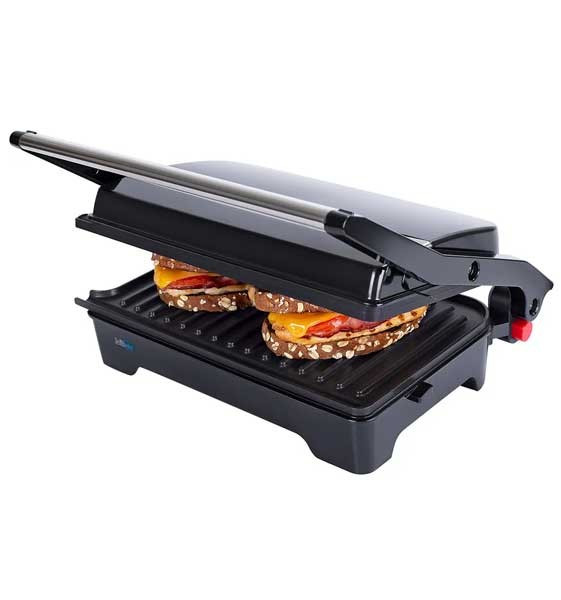 GRILL CADENCE MULTIUSO CLUB BLACK