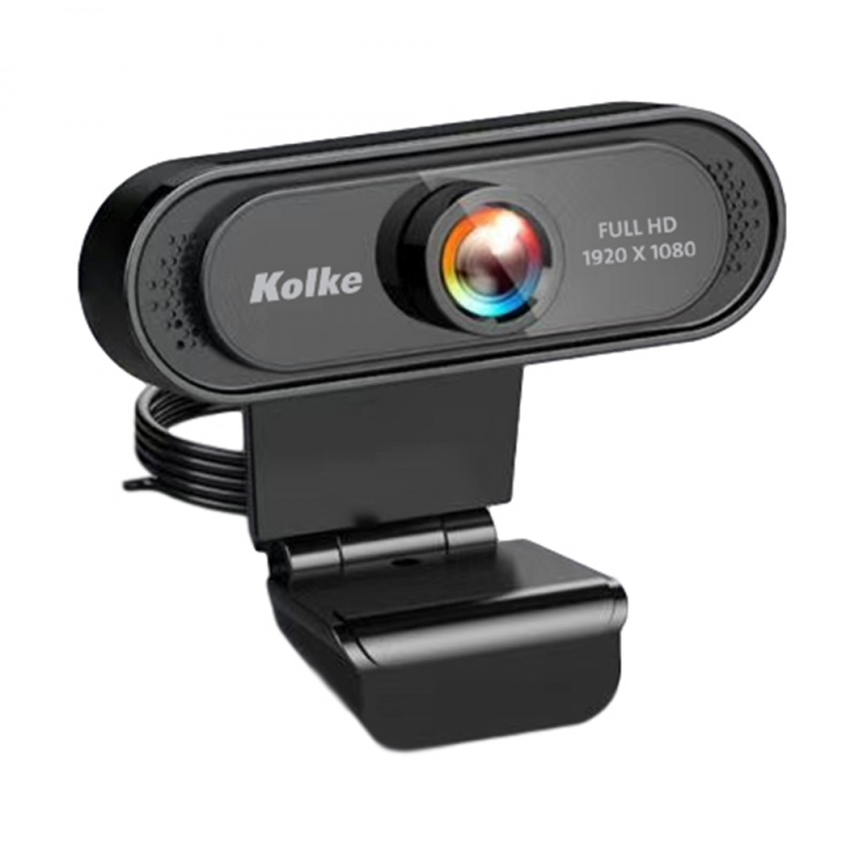 CAMARA WEB KOLKE 1080P FULL HD/USB 2.0