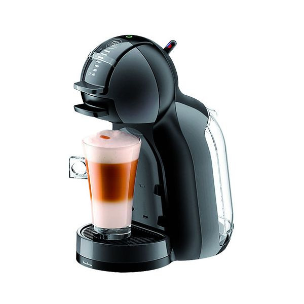 CAFETERA DOLCE GUSTO MOULINEX MOD MINI ME NEGRA + ADAPTADOR