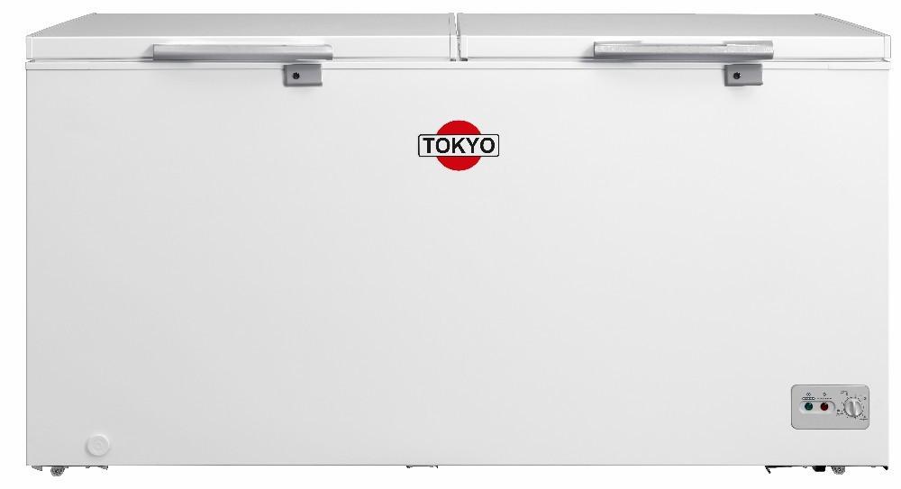 CONGELADOR TOKYO TCON520DF 512 NET 2 T/CIEGA