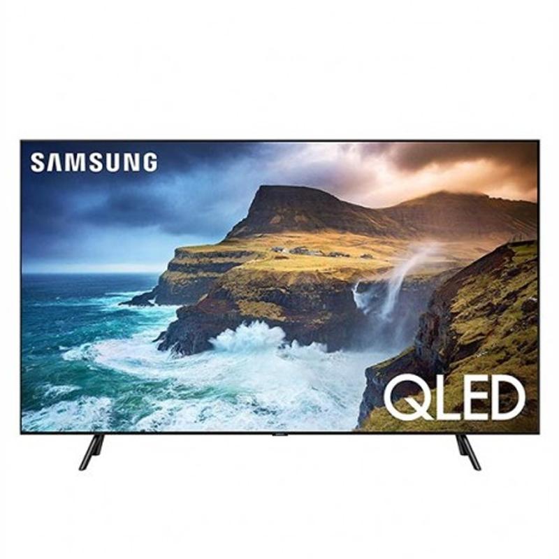 "TV SAMSUNG 75"" 4K QLED UHD SMART"